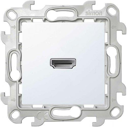 Механизм коннектора HDMI 1.4 Simon24 бел. 2411094-030
