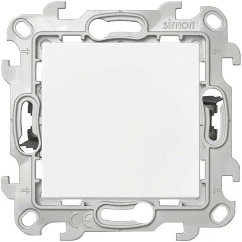Механизм выключателя проходного Push&Go Simon24 бел. 2420251-030