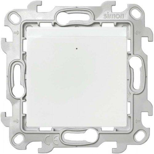 Механизм выключателя карточного Simon24 бел. 2410526-030