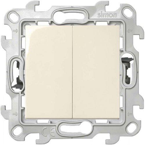 Механизм выключателя 2-кл. Push&Go Simon24 сл. кость 2420398-031