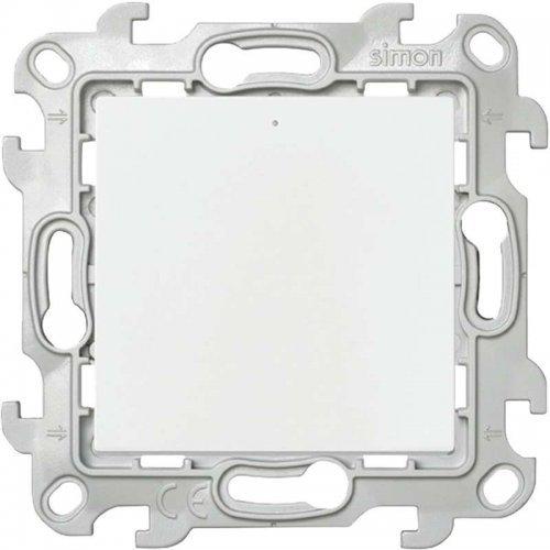 Механизм переключателя с подсветкой Simon24 бел. 2450204-030