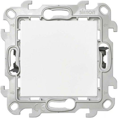 Механизм выключателя кнопочного Push&Go Simon24 бел. 2420150-030