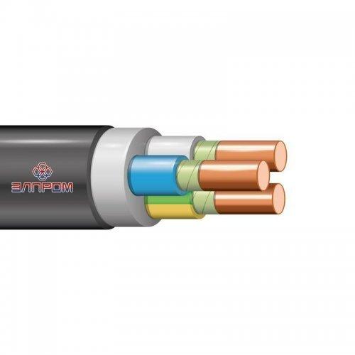 Кабель ВВГнг(А)-FRLS 3х2.5 (N PE) 0.66кВ (м) Элпром НТ000005120