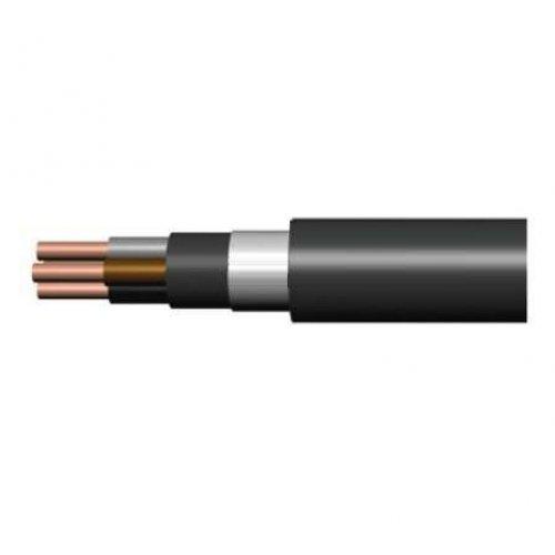 Кабель ВБШВ 4х2.5 ОК (N) 0.66кВ (м) ЭлектрокабельНН M0000007