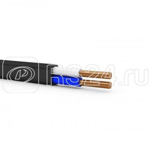 Кабель ВВГ-Пнг(А)-LS 2х1.5 ок (N) 0.66кВ (бухта 100м) (м) ПромЭл 11854160