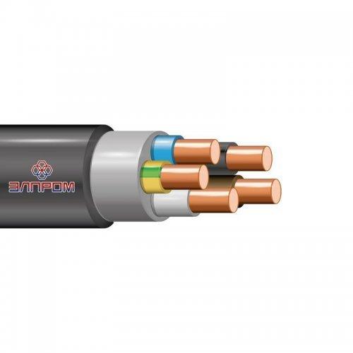 Кабель ВВГнг(А)-LSLTx 5х6 (N PE) 0.66кВ (м) Элпром НТ000005520