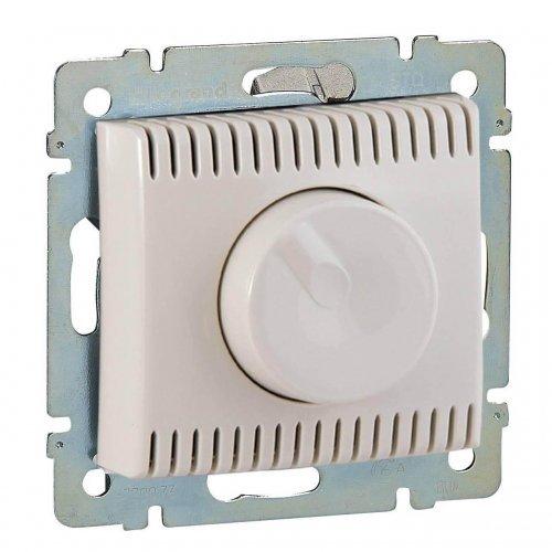Механизм светорегулятора СП Valena 1000Вт поворот. сл. кость Leg 774160