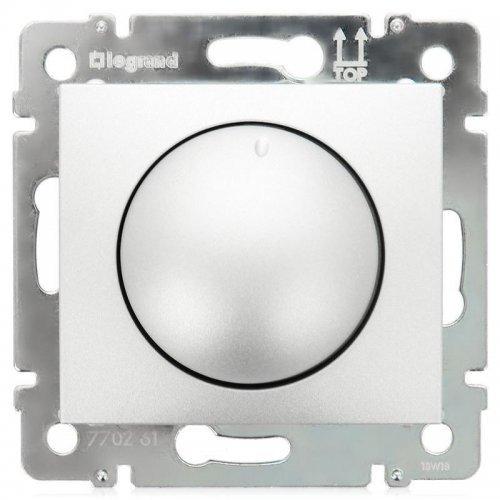 Светорегулятор поворотный СП Valena 400Вт алюм. (DIY-упак.) Leg 694348