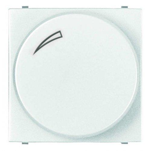 Механизм электрон. поворотного светорег. для регулируемых LEDi ламп 2-100Вт 2мод. Zenit бел. ABB N2260.3 BL