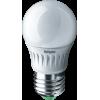 Лампы светодиодные LED грушевидные с цоколем E27