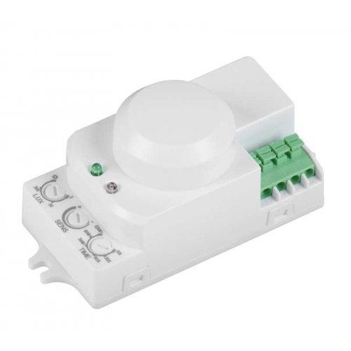 Детектор движения ДД-МВ 201 1200Вт 360град. 8М IP20 бел. ИЭК LDD11-201MB-1200-001