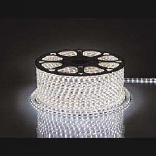 Лента светодиодная LEDх60/м 1м 4.4w/m 220в IP68 белый