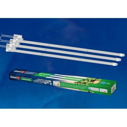 Светильник светодиодный для растений ULY-P90-10W/SPFR/K IP65 AC220В CLEAR KIT03 прозр. Uniel UL-00003850