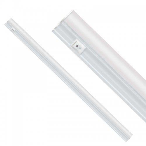 Светильник светодиодный для растений ULI-P10-10W/SPFR WHITE 550мм IP40 линейный выкл. на корпусе спектр для фотосинтеза бел. Uniel UL-00002257