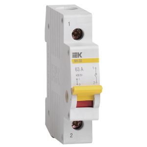 Выключатель нагрузки 1п ВН-32 32А