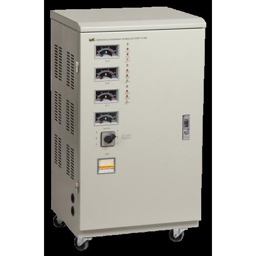 Стабилизатор напряжения трехфазный 15 кВА СНИ3-15 кВА