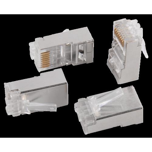 Разъем RJ45 FTP для кабеля категории 6 8P8C ITK