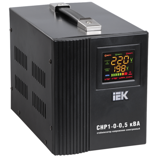 Стабилизатор напряжения однофазный 1 кВА СНР1-0-1 кВА