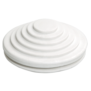 Сальник d25мм (Dотв 32мм) белый
