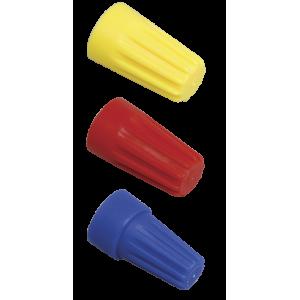 Скрутка СИЗ-1 1-3мм желтая (100шт)