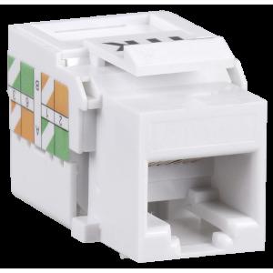 Модуль Keystone Jack ITK категория 5е UTP IDC Dual горизонтальная заделка