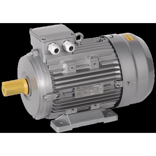 Электродвигатель трехфазный АИС 100LB4 380В 3кВт 1500об/мин 1081 DRIVE