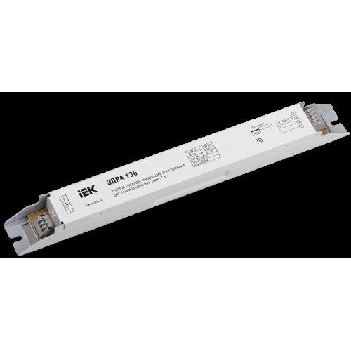 Электронный пускорегулирующий аппарат ЭПРА ЛЛ 1х36 встраиваемый