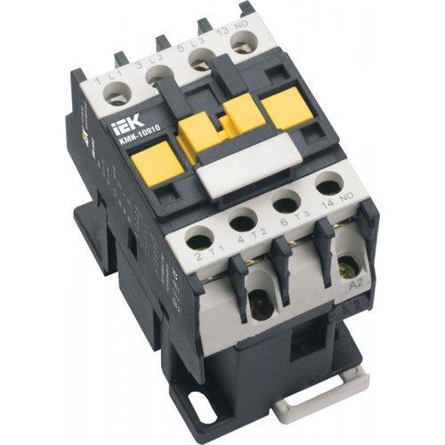 Контактор КМИ малогабаритный 18А катушка управления 230В АС 1НЗ