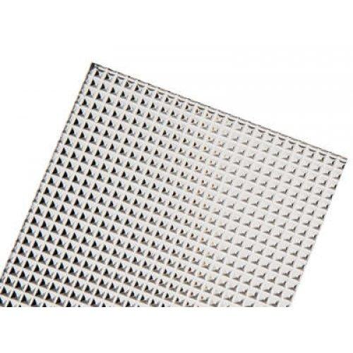 Рассеиватель микропризма для гипсокартонных 1170*175 (1163*163 мм) 2 шт в упаковке