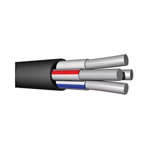 Кабель АВВГ 4х50 Ч ож (N) 0.66кВ (м) Энергокабель ЭК000037502