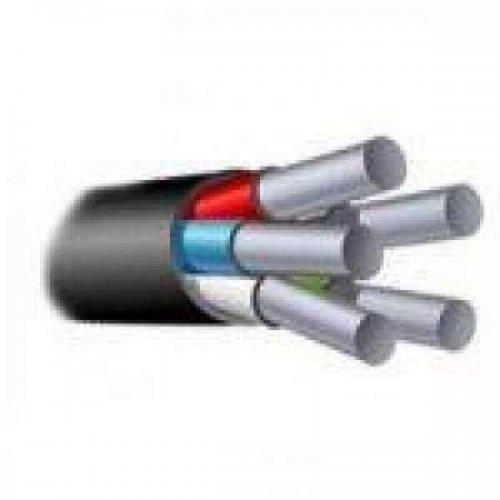 Кабель АВВГ 5х4 ОК 0.66кВ (м) ЭлПром НТ000002637