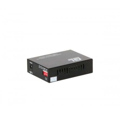 Конвертер UTP-SFP 10/100/1000Мбит/с в 1000Мбит/с rev2 GIGALINK GL-MC-UTPG-SFPG-F.r2