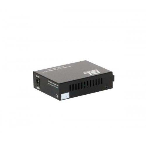 Конвертер UTP 10/100/1000Мбит/с WDM без LFP SM SC Tx:1310/Rx:1550 8дБ до 3км GIGALINK GL-MC-UTPG-SC1G-08SM-1310-N