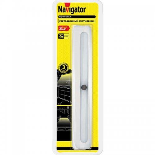 Светильник Navigator 71 714 NPL-04-3AA-4K-LED-SWH