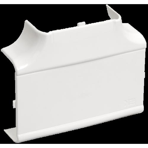 Угол Т-образный для кабель-канала 100х40 ПРАЙМЕР ИЭК CKK-40D-T-100-040-K01