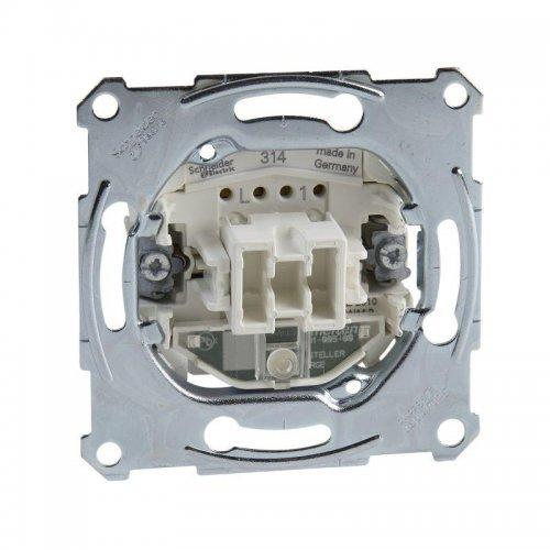 Механизм переключателя 1-кл. СП Merten 10А SchE MTN3106-0000