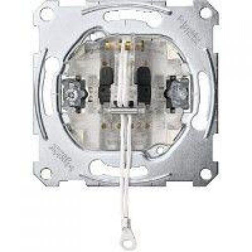 Механизм переключателя 1п кноп. выкл. СП Merten на 2 направл. со шнуром SchE MTN3186-0000