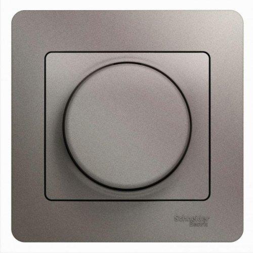 Светорегулятор (диммер) Glossa универс. 600Вт/В.А в сборе платина SchE GSL001236