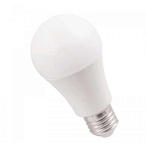 Лампа светодиодная LED 11вт E27 белый ECO