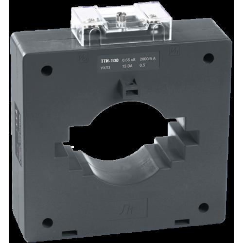 Трансформатор тока ТТИ-100 2500/5А 15ВА класс точности 0.5