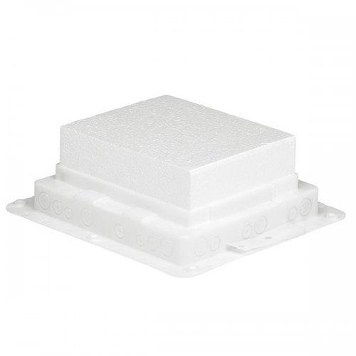 Коробка монтажная для лючков 12 модулей
