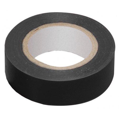Изолента ПВХ черная 19мм 20м