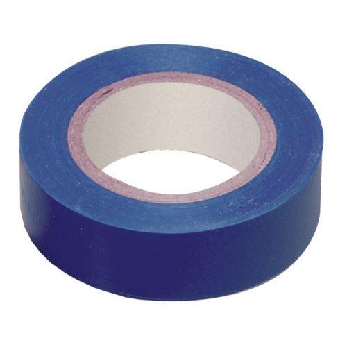 Изолента ПВХ синяя 19мм 20м