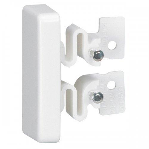DLPlus Заглушка для кабель-канала 40х20 белая