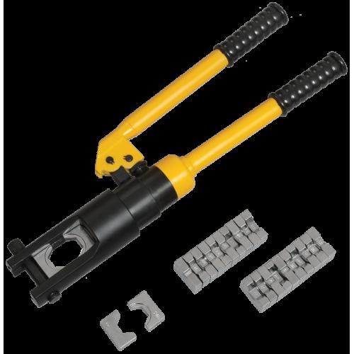 Пресс гидравлический ручной ПГР-240 (16-240 мм.кв)