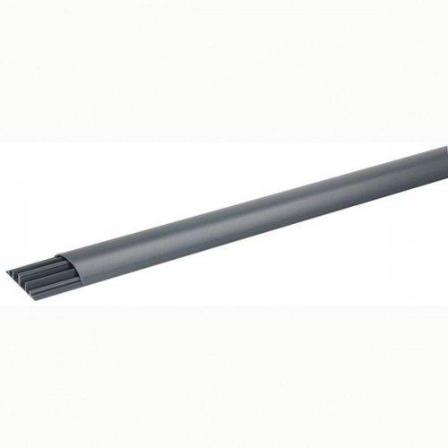 DLP Кабель-канал напольный серый 92х20 (2м)