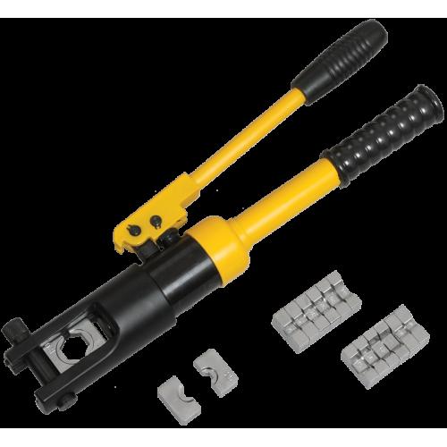 Пресс гидравлический ручной ПГР-120 (16-120 мм.кв)