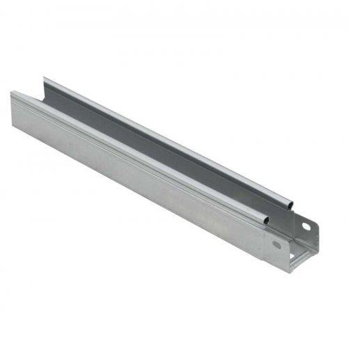 Лоток листовой неперфорированный 50х50 L3000 сталь HDZ ИЭК CLN10-050-050-3-M-HDZ