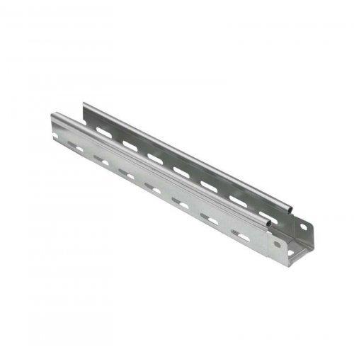 Лоток листовой перфорированный 50х50 L2000 сталь 0.7мм HDZ ИЭК CLP10-050-050-2-M-HDZ