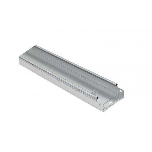 Лоток листовой неперфорированный 100х50 L3000 сталь 1.2мм ИЭК CLN10-050-100-120-3